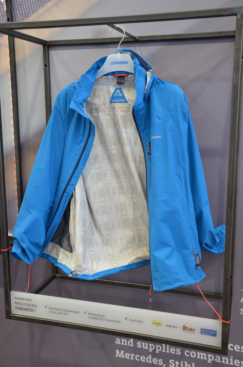 Schöffel Toronto Jacket - © bergleben.de