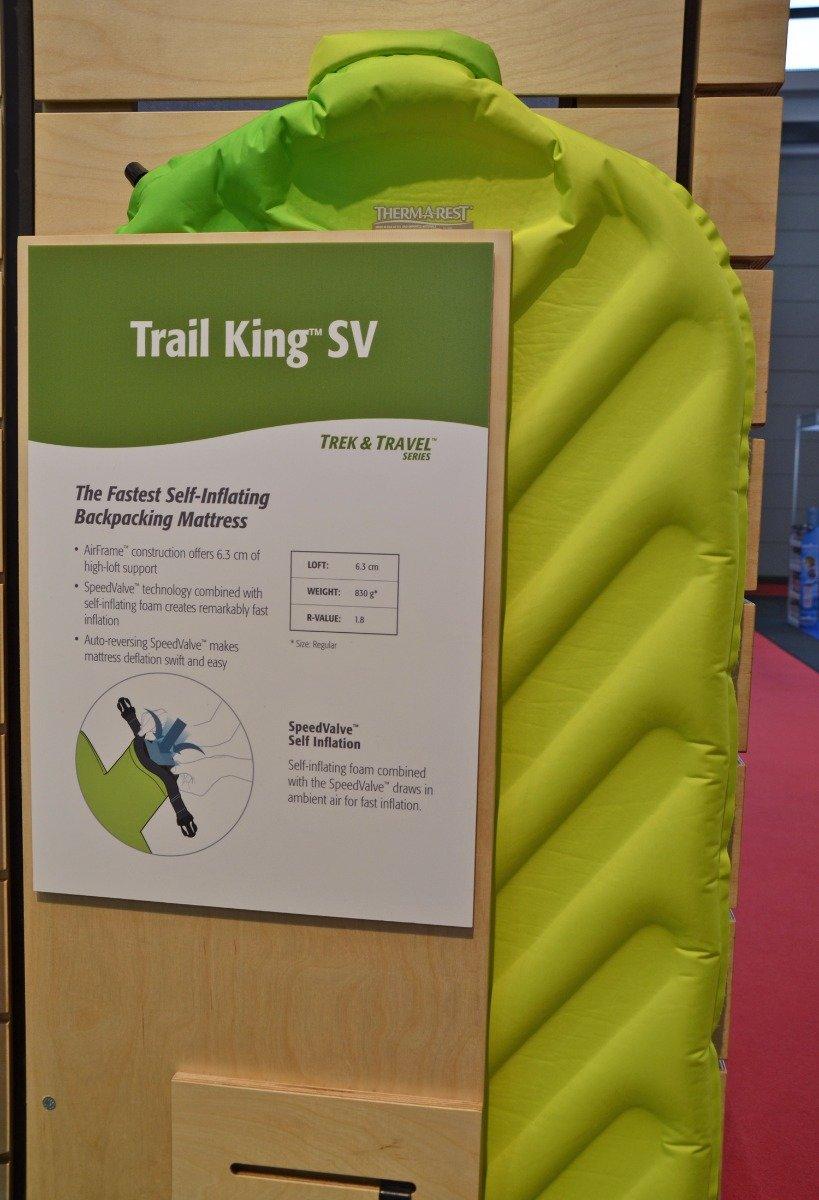Therm-A-Rest Trailking SV - © bergleben.de