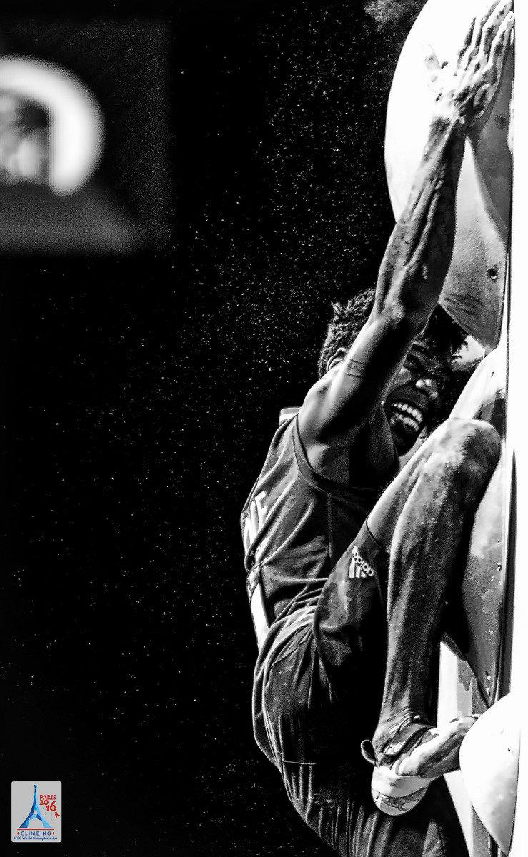 Kämpfen bis zum letzten Zug war angesagt - ©(c) FFME / Agence Kros - Remi Fabregue
