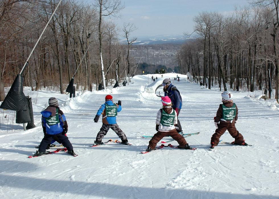 Kids at Seven Springs PA