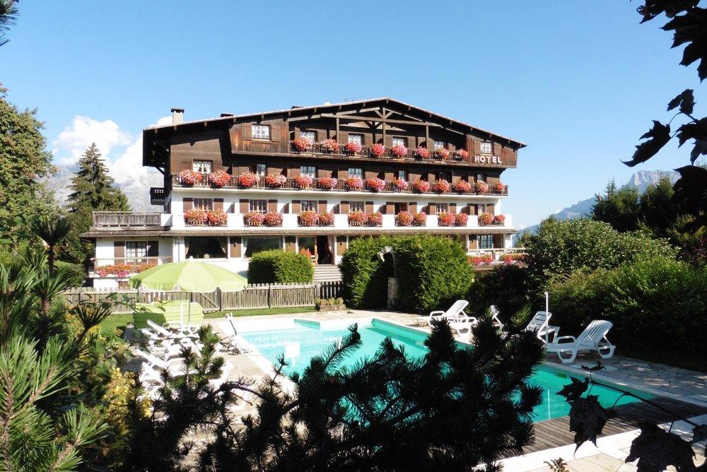 Hotel Au Coeur des Prés