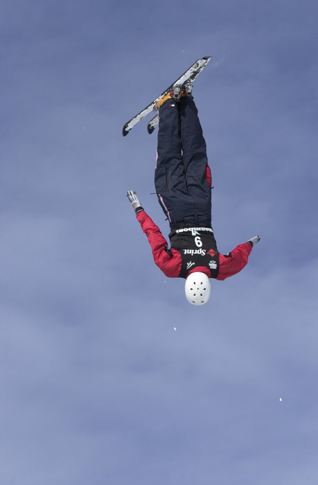 WorldCup Aerials at Steamboat, CO.
