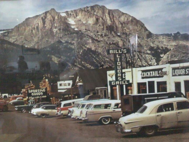Gull Lake Lodge June Mountain