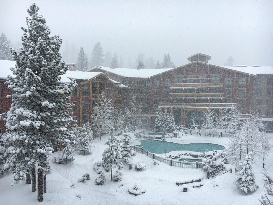 Mammoth Mountain Ski Area Hotels