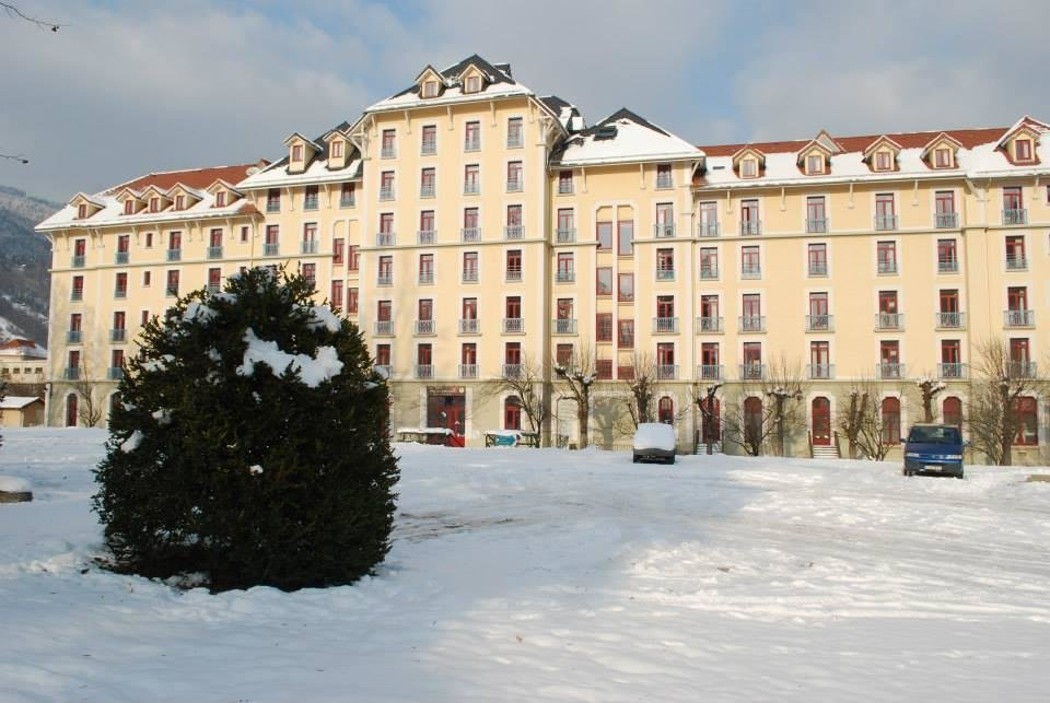 Le splendid le collet d 39 allevard for Appart hotel washington