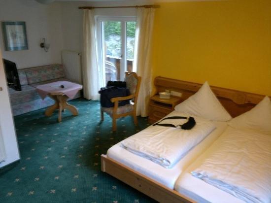 "Alpenhotel ""garni"" Weiherbach"