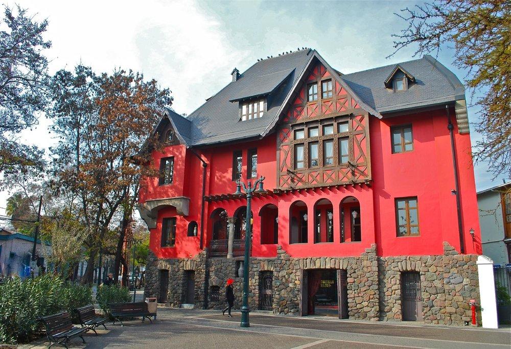 Hotel Boutique Castillo Rojo
