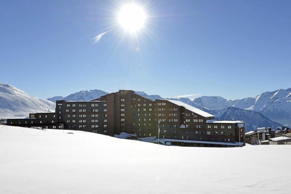 Club Med L 'Alpe d'Huez la Sarenne
