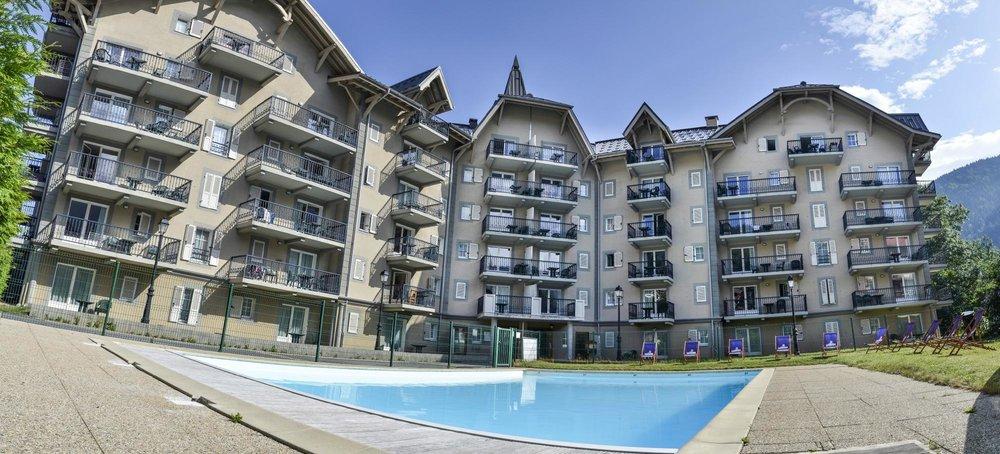 Hotel Des  Gares Saint Gervais