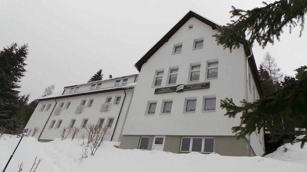 Greizer Kammhutte Gaststatte & Pension