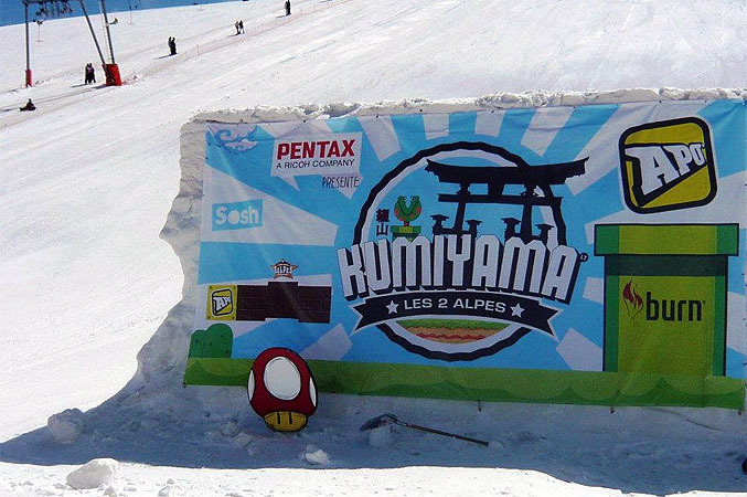 (event) - Kumi Yama (photo OT Les 2 Alpes)