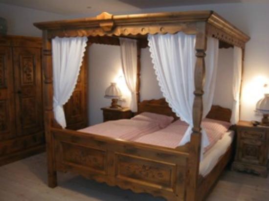 Romantische Appartments Sinnhubbauer
