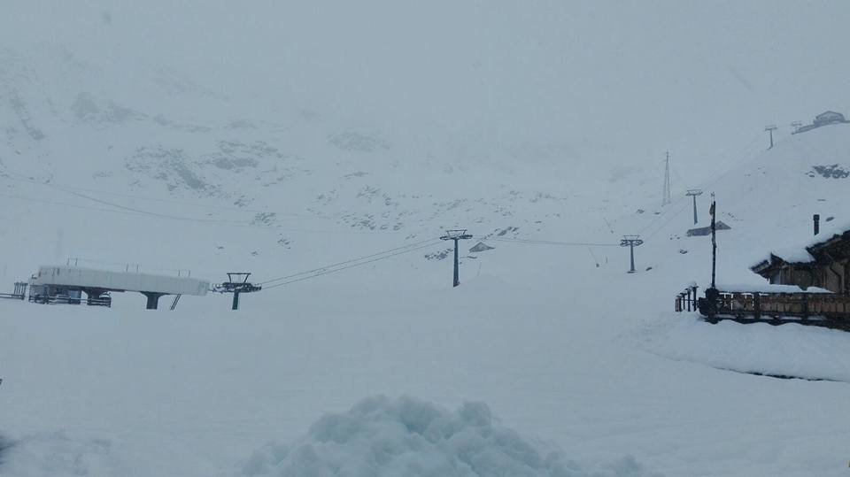 Gressoney La Trinité - © Facebook Monterosa Ski