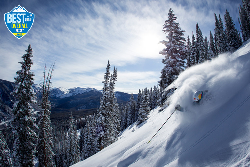 A taste of the steep and deep at Aspen Snowmass. - © Matt Power