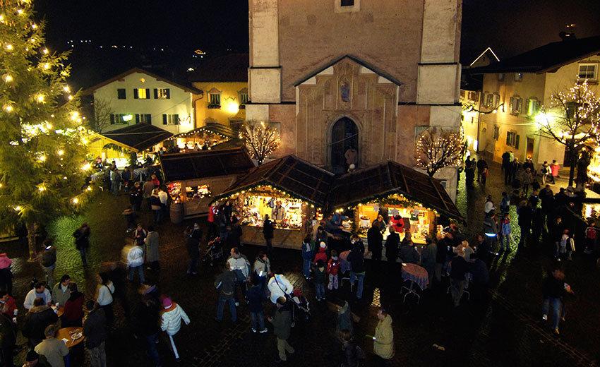 Mercatini di Natale dell'Alto Adige - Castelrotto - © Mercatini di Natale Alto Adige