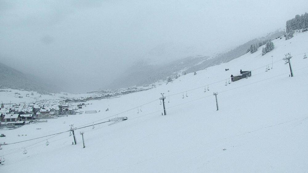 - © facebook Carosello 3000 ski area Livigno