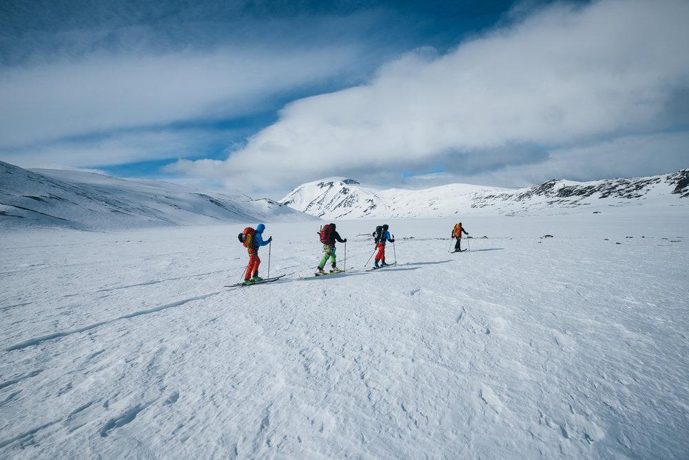 Høgruta Jotunheimen. - © Tor Berge - Norexplore