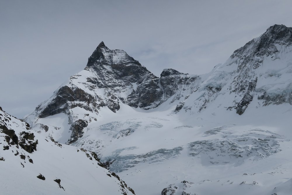 Matterhorn med sin kjente profil. - © Øydis Kristine Flateby