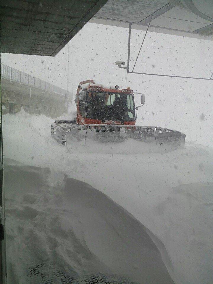 Monterosa Ski 24.11.16 - © Facebook Monterosa Ski
