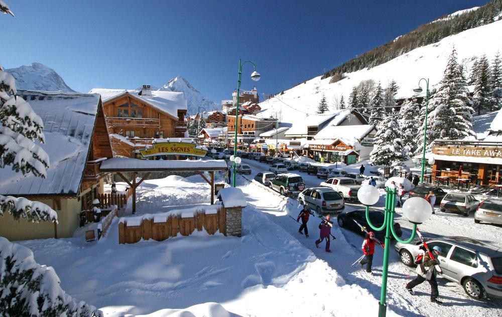 Les 2 Alpes - © OT Les 2 Alpes / B. Longo