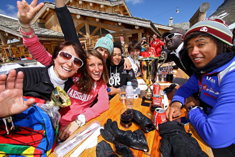 Après-ski festif et musical aux 2 Alpes - © OT Les 2 Alpes / B. Longo