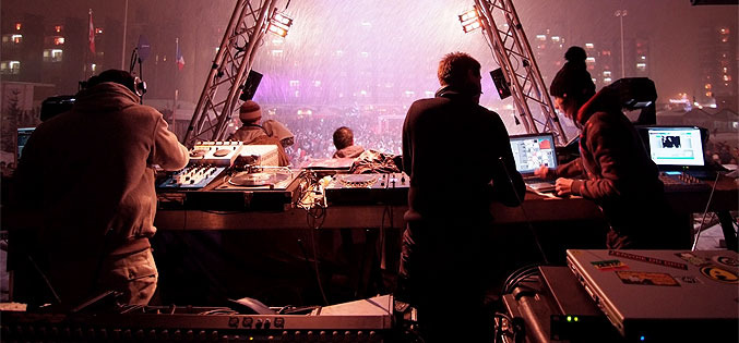 (event) - DJ Festival (photo OT la PLagne)