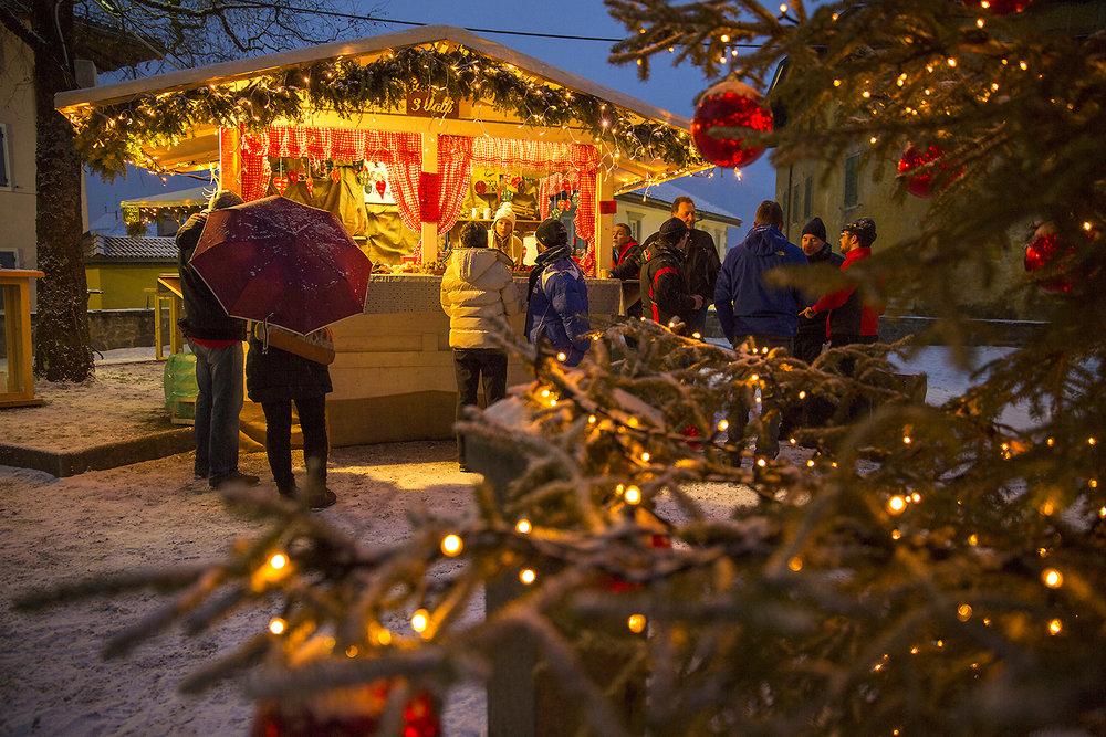 Il Magnifico Mercatino di Natale di Cavalese - © Orlerimages per Visitfiemme.it
