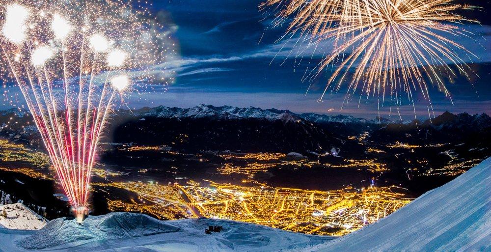 Silvester-Feierlichkeiten in Innsbruck - © TVB Innsbruck