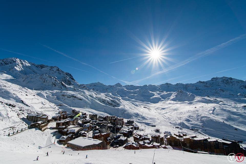 Val Thorens Dec. 2, 2016 - © Val Thorens