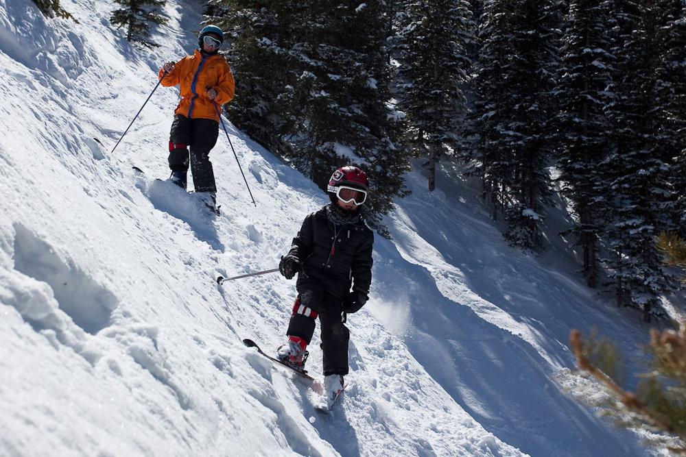 Aspen CO Skiing_OlyBowl