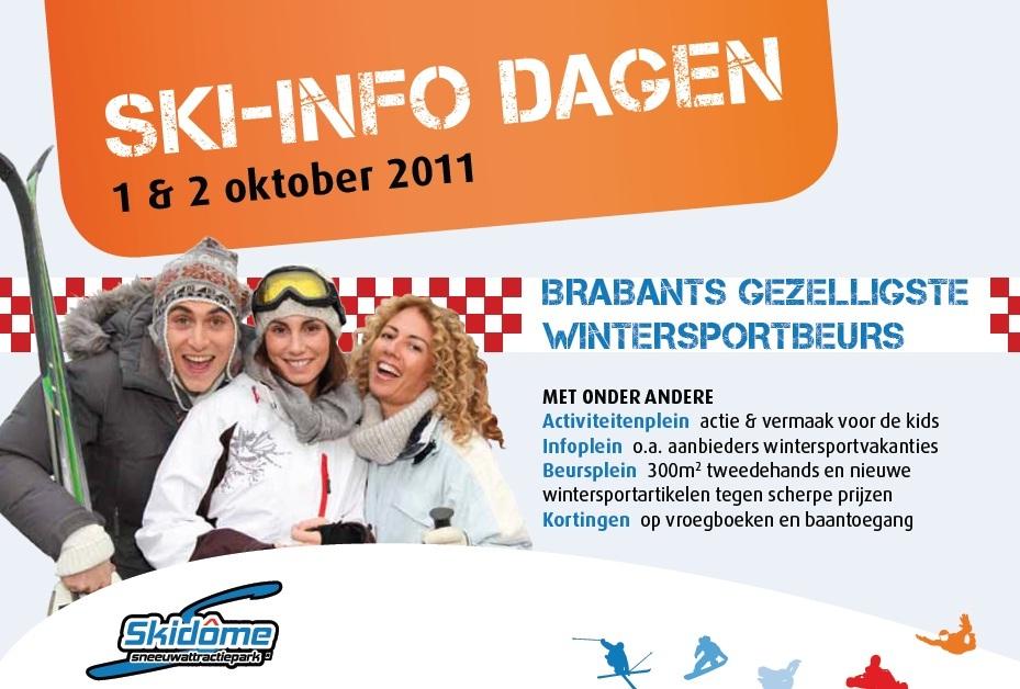 Skidome Infodays