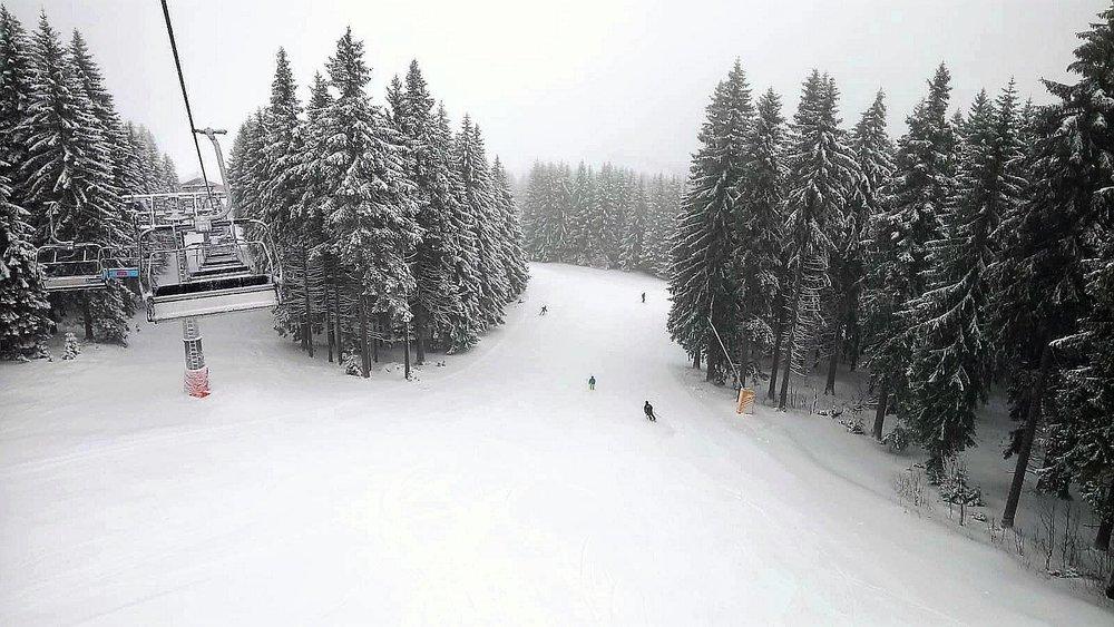 Skiareál Klínovec 29.12.2018 - © Skiareál Klínovec | facebook