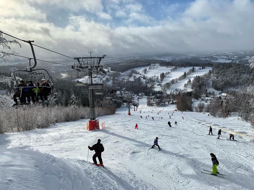 Skiareál Benecko 30.12.2018 - © Benecko - Vzdušné lázně v Krkonoších | Facebook