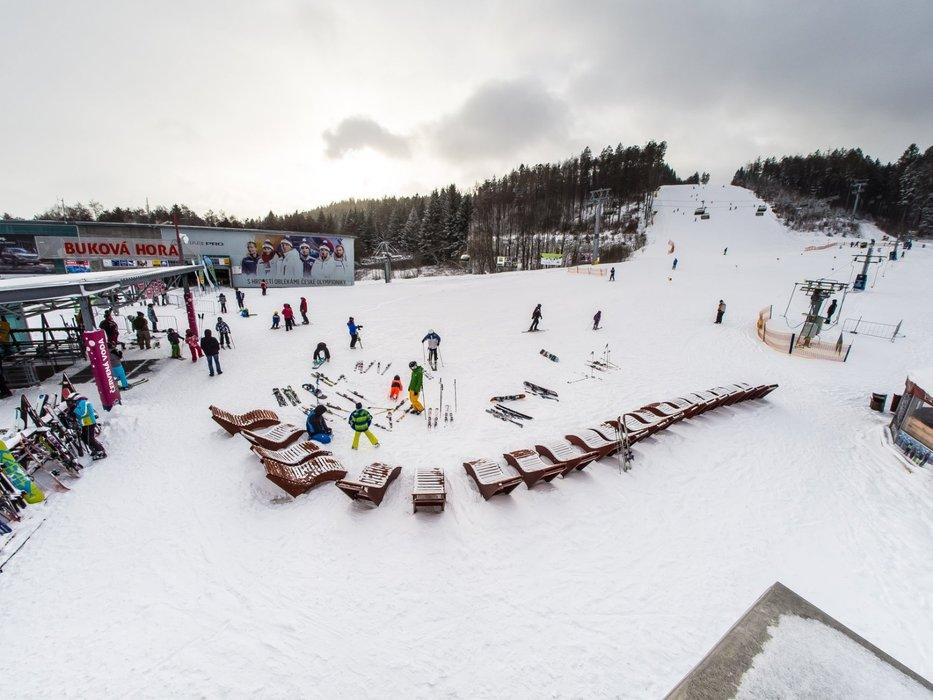 Ski Bukovka 2.1.2019 - © facebook Ski Bukovka