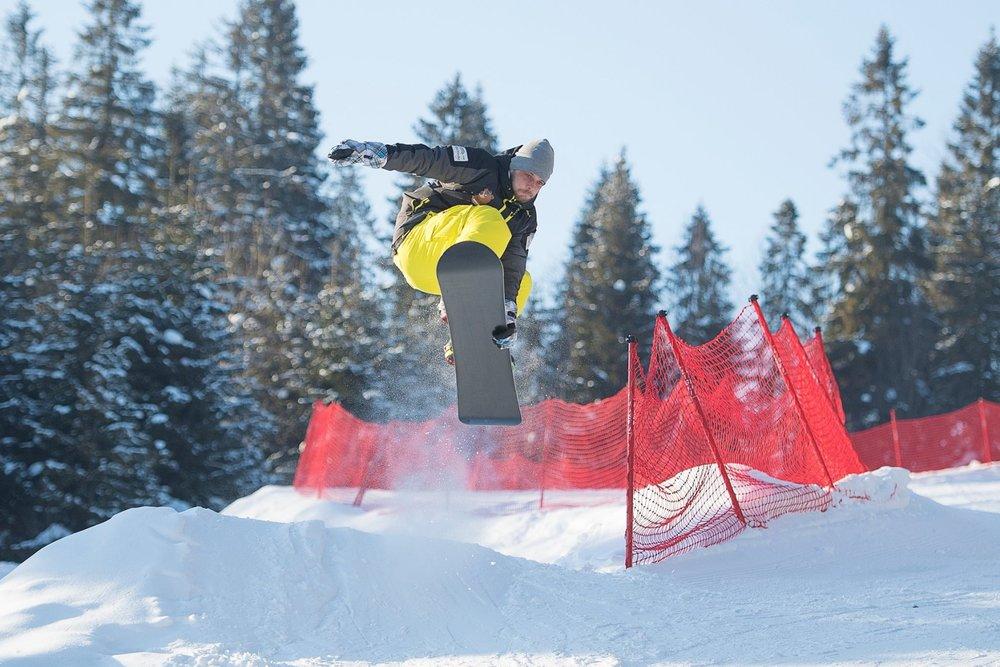 Strachan ski centrum ani tento rok nezabúda na milovníkov frestylu - © Strachan  ski centrum - 8ce8f6aff00