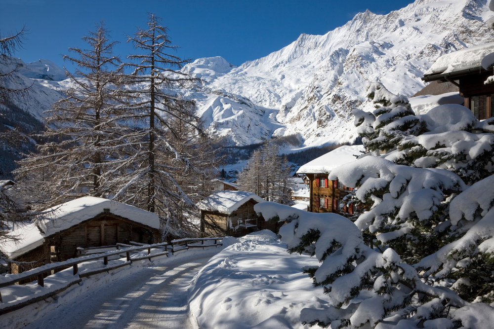 Saas Fee  im Wallis - © PHOTOPRESS/Saastal Tourismus AG