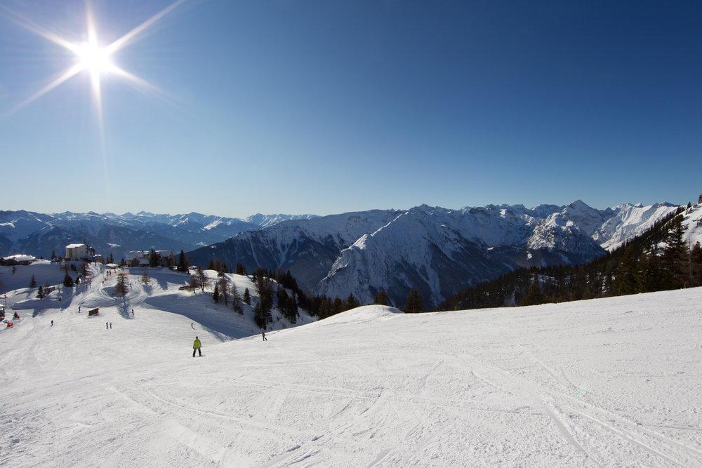 Skigebiet Achensee Maurach - © Achensee Tourismus