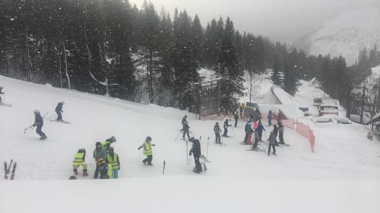Veľmi dobré snehové podmienky ponúka v týchto dňoch Bachledova DENY  - © Bachledova DENY - facebook