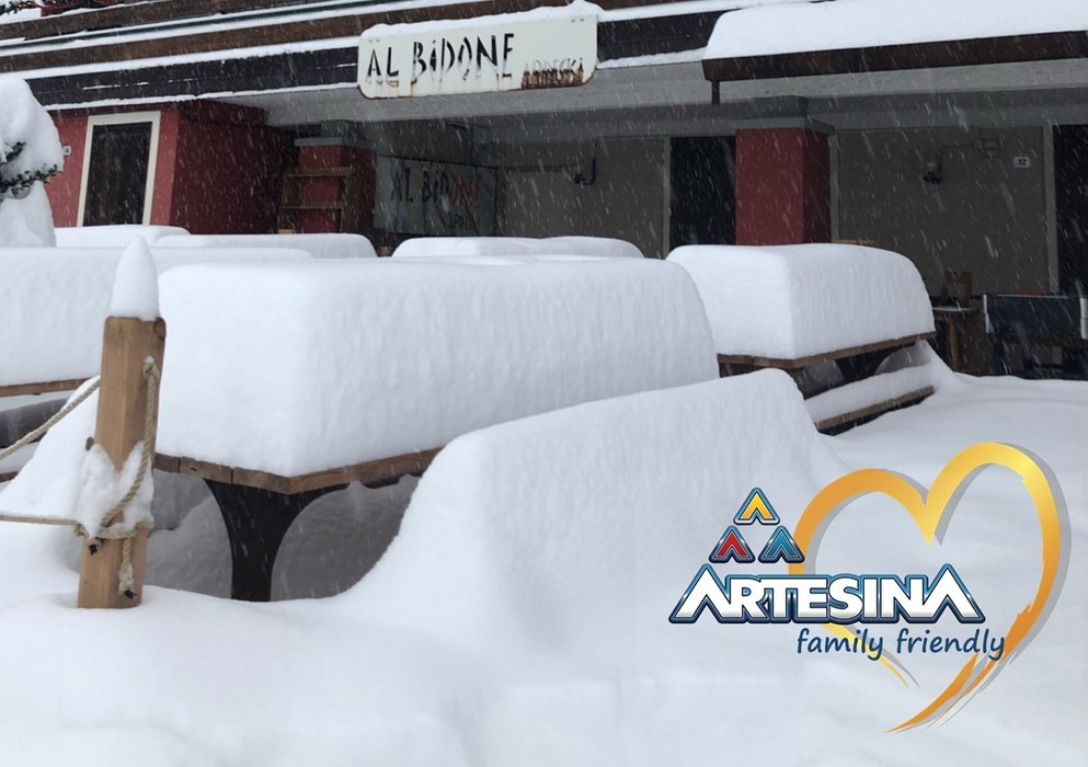 Artesina Mondolè Ski, 24.01.19 - © Artesina Mondolè Ski Facebook
