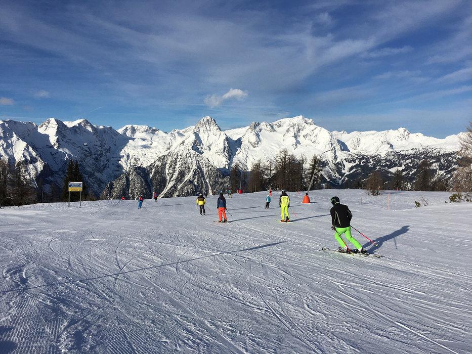 Skigebiet Hinterstoder - © HIWU