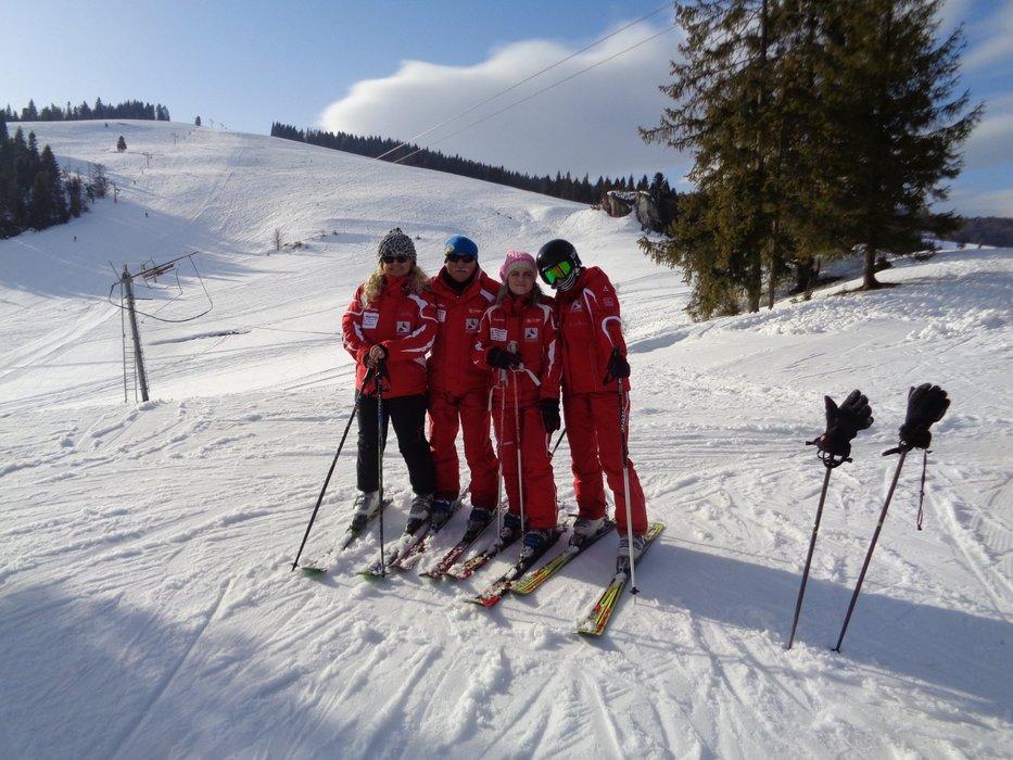 Ski Litmanová 3.2.2019