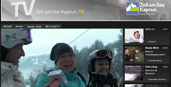 Zell am See_Zell am See-TV