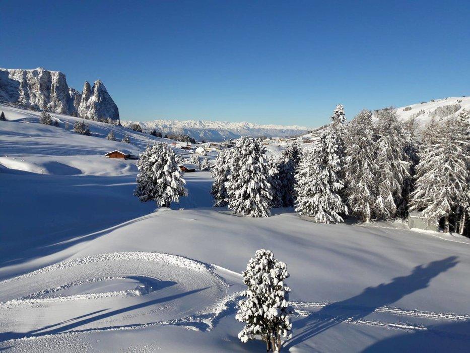 Alpe di Siusi 04.02.19 - © Seiser Alm/Alpe di Siusi  Facebook