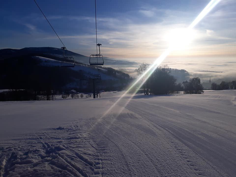 Skiareál Vrchlabí - Kněžický vrch 15.2.2019 - © Skiareál Vrchlabí - Kněžický vrch | facebook
