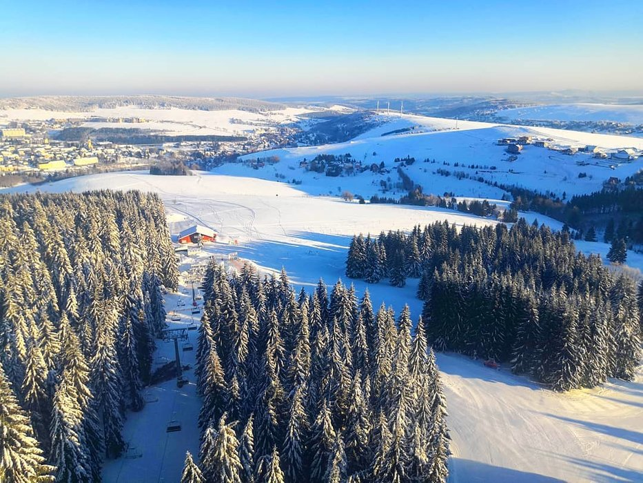 Skiareál Klínovec 15.2.2019 - © Skiareál Klínovec | facebook