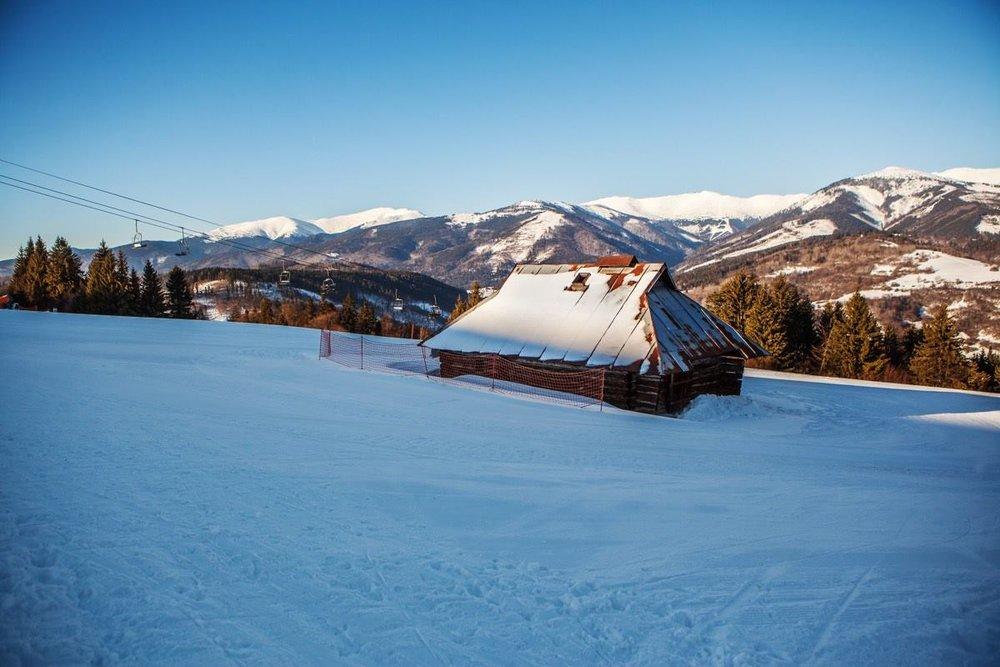 Stále veľmi dobré podmienky v stredisku Mýto Ski & Fun - © Mýto Ski & Fun