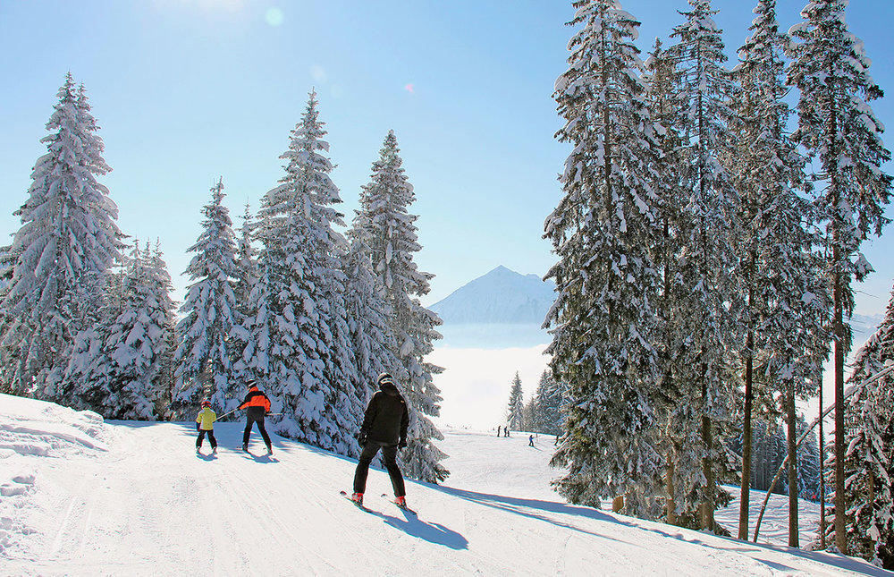 Skilift Schwanden Sigriswil - © Skilift Schwanden