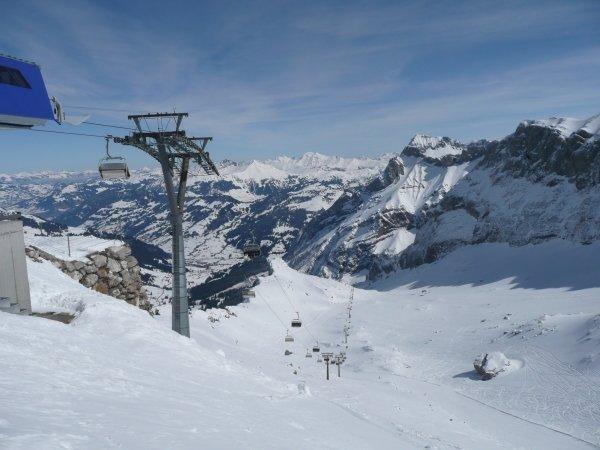 Glacier 3000 - © Destination Gstaad