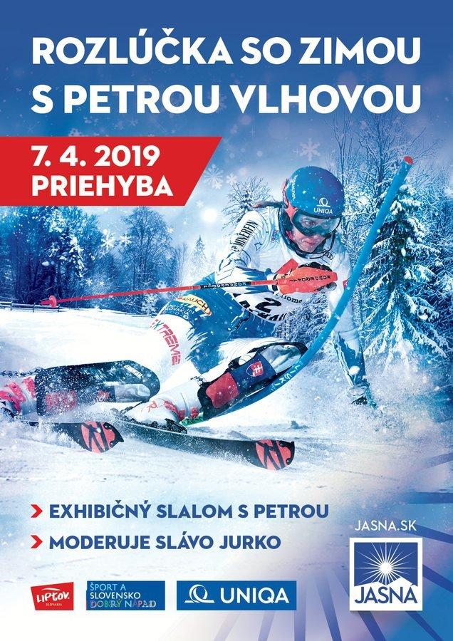 Rozlúčka so zimou s Petrou Vlhovou v Jasnej - © TMR, a.s.