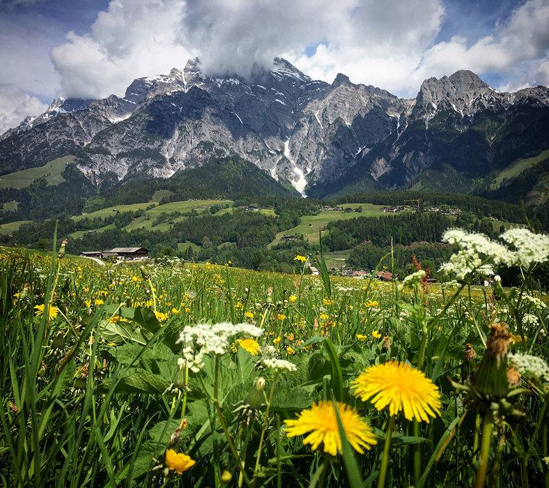 Akčné leto v alpskom stredisku Leogang pre športovcov, rodiny a romantikov - © Puradies Hotel